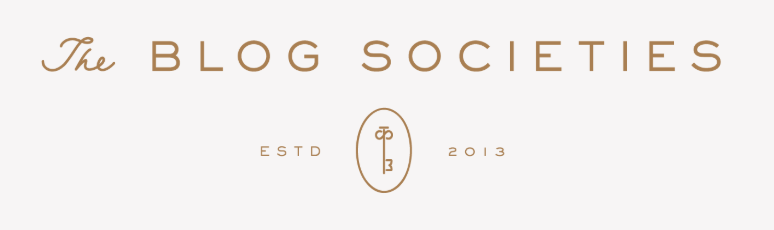 The Blog Societies Logo