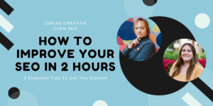 How to improve SEO in 2 hours FREE SEO webinar by top SEO expert ClemSEO